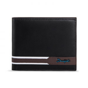 DEELFEL Genuine Leather Men Wallets And Purses