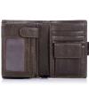 BULL CAPTAIN MEN WALLET – Coffee Cow Leather Wallet