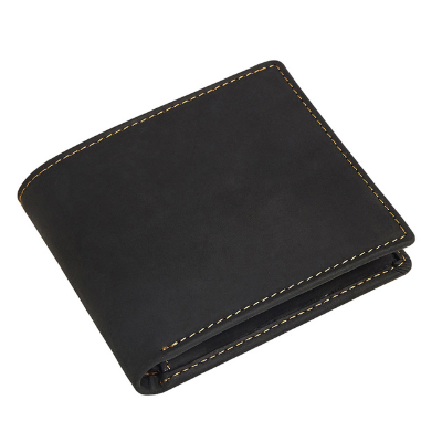 JOYIR Male Wallet Men Vintage Genuine Leather Men's Wallets