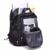 New Backpack With USB charging Jack -17 Inch Laptop Men Waterproof Travel Backpack