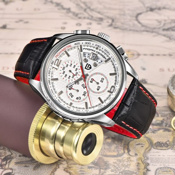 Men's Chronograph Watches – Men's Luxury Brand Sport Wristwatch