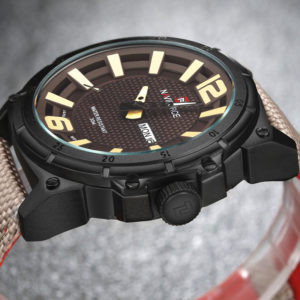 Men's Luxury Watch – Military Watch For Men (Quartz Watch Sports With Date)