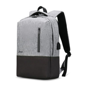 USB Backpack 15.6inch Laptop Backpack For Women & Men