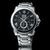 SEIKO Premier Kinetic Men's Wrist Watch SNP141P1 Black