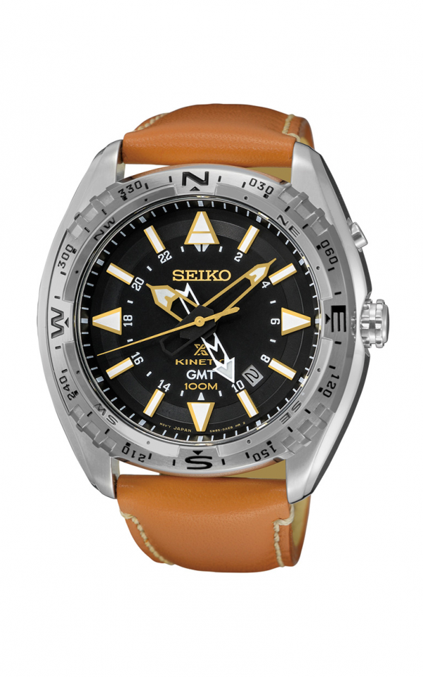 Seiko Men's Prospex Kinetic GMT