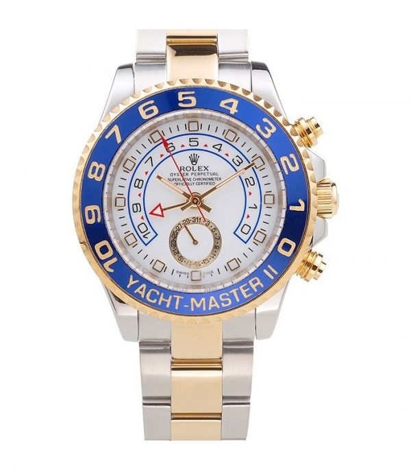 Rolex Yacht-Master II Steel and 18kt Rose Gold Mens Watch