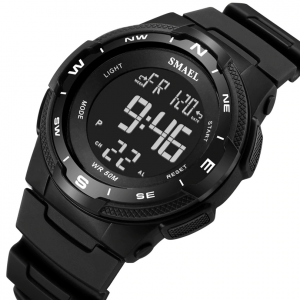 Men's Outdoor Sports Digital Watches (LED, Military Watch, Fashion Watches, Alarm Clock)