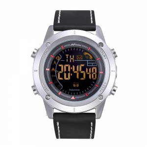 Sport Watch (Bluetooth Android/IOS Phones, Waterproof, GPS, Touch Screen, Fitness)