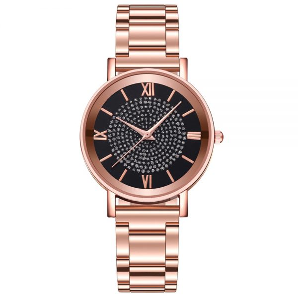 Luxury Watch For Women – Magnetic Women Bracelet Watch For Female