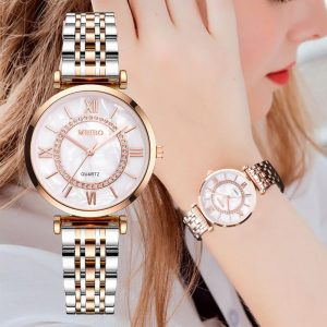 Crystal Bracelet Watches – Luxury Watch For Women 1