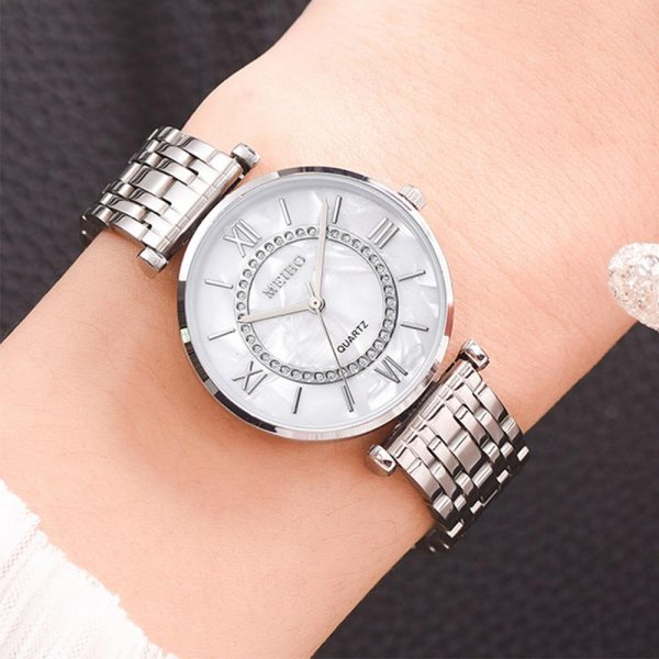 Crystal Bracelet Watches – Luxury Watch For Women