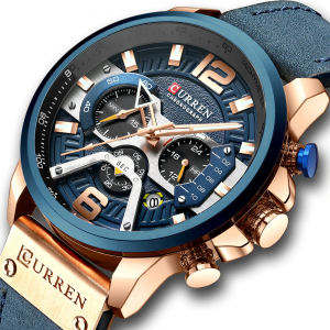 Casual Sport Watches for Men – Fashion Chronograph Men's Wristwatch