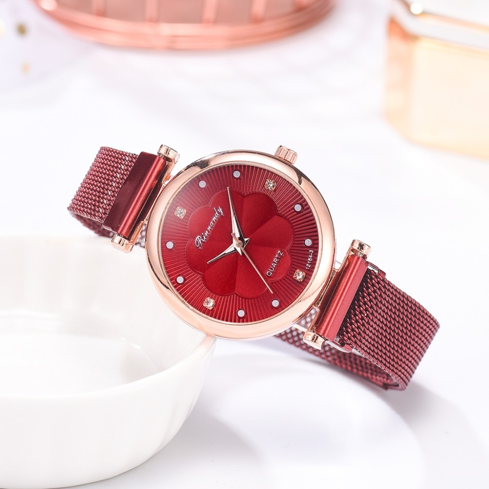 SZWW004: 5 Pieces Set – Women's Luxury  Wristwatch